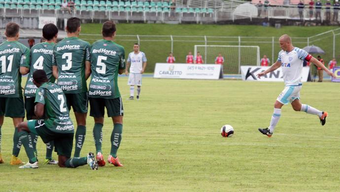 Marquinhos Avaí (Foto: André Palma Ribeiro/Avaí FC)