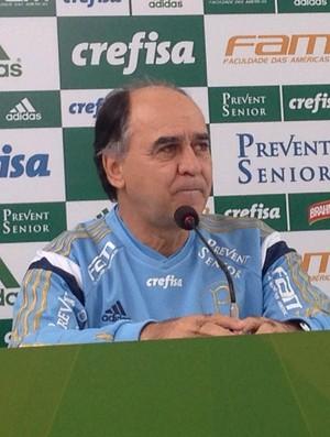 Marcelo Oliveira Palmeiras (Foto: Rodrigo Faber)