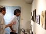 Chefe do Museu Nacional de Mônaco visita Acervo da Fundação Edson Queiroz