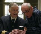 Miguel Falabella e Marcos Caruso em cena de 'Brasil a bordo' | Reprodução