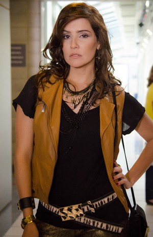 Deborah Secco participa do episódio desta terça-feira (Foto: Raphael Dias / TV Globo)