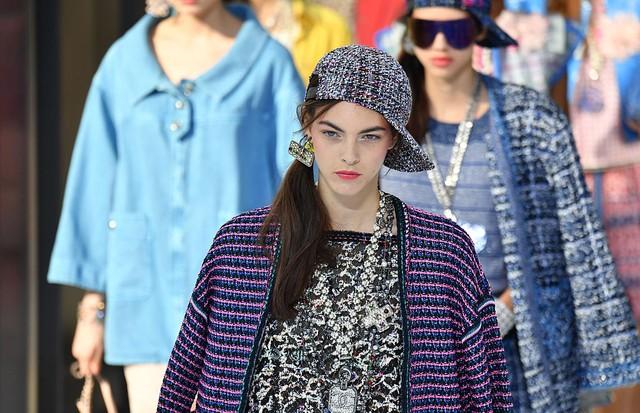 Chanel prêt-à-porter (Foto: Getty Images)