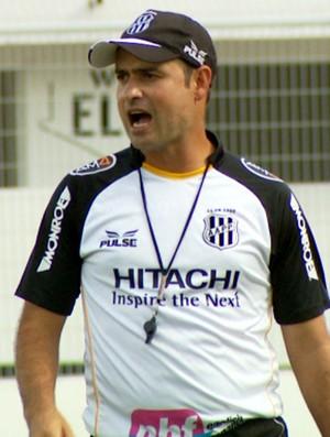Sidney Moraes técnico Ponte Preta (Foto: Carlos Velardi / EPTV)