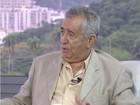 Morre no Rio o jornalista Berto Filho, ex-apresentador da TV Globo