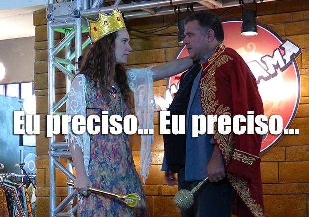 Nando precisa de quê, gente? (Foto: Malhação / TV Globo)
