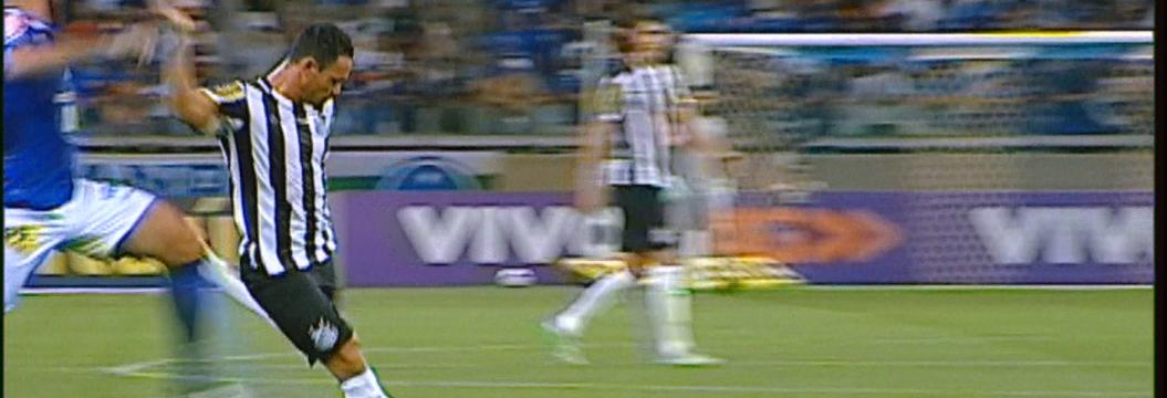 b2c0f0bfaa Cruzeiro x Santos - Campeonato Brasileiro 2015 - globoesporte.com