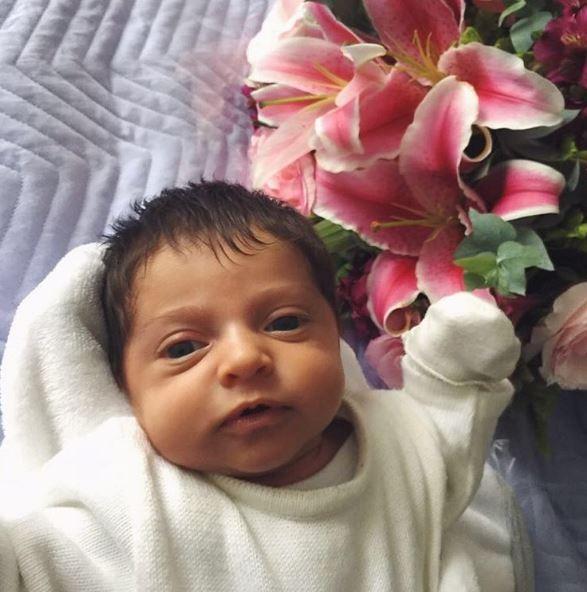 Filha de Jesus Luz (Foto: Instagram / Reprodução)