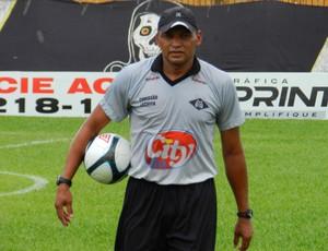 Júlio César novo treinador do Mixto (Foto: Pedro Lima/Divulgação)