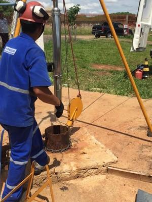 Novo poço de captação de água será construído em Presidente Venceslau (Foto: Divulgação/Prefeitura)