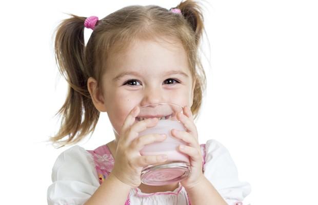Bebida; criança (Foto: Thinkstock)