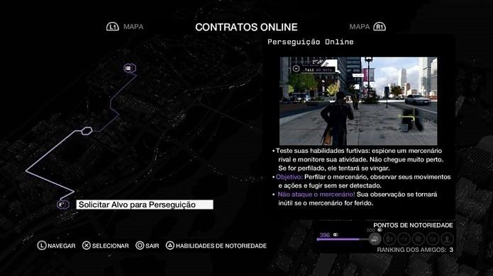 Perseguição Online (Foto: Thiago Barros/Reprodução)
