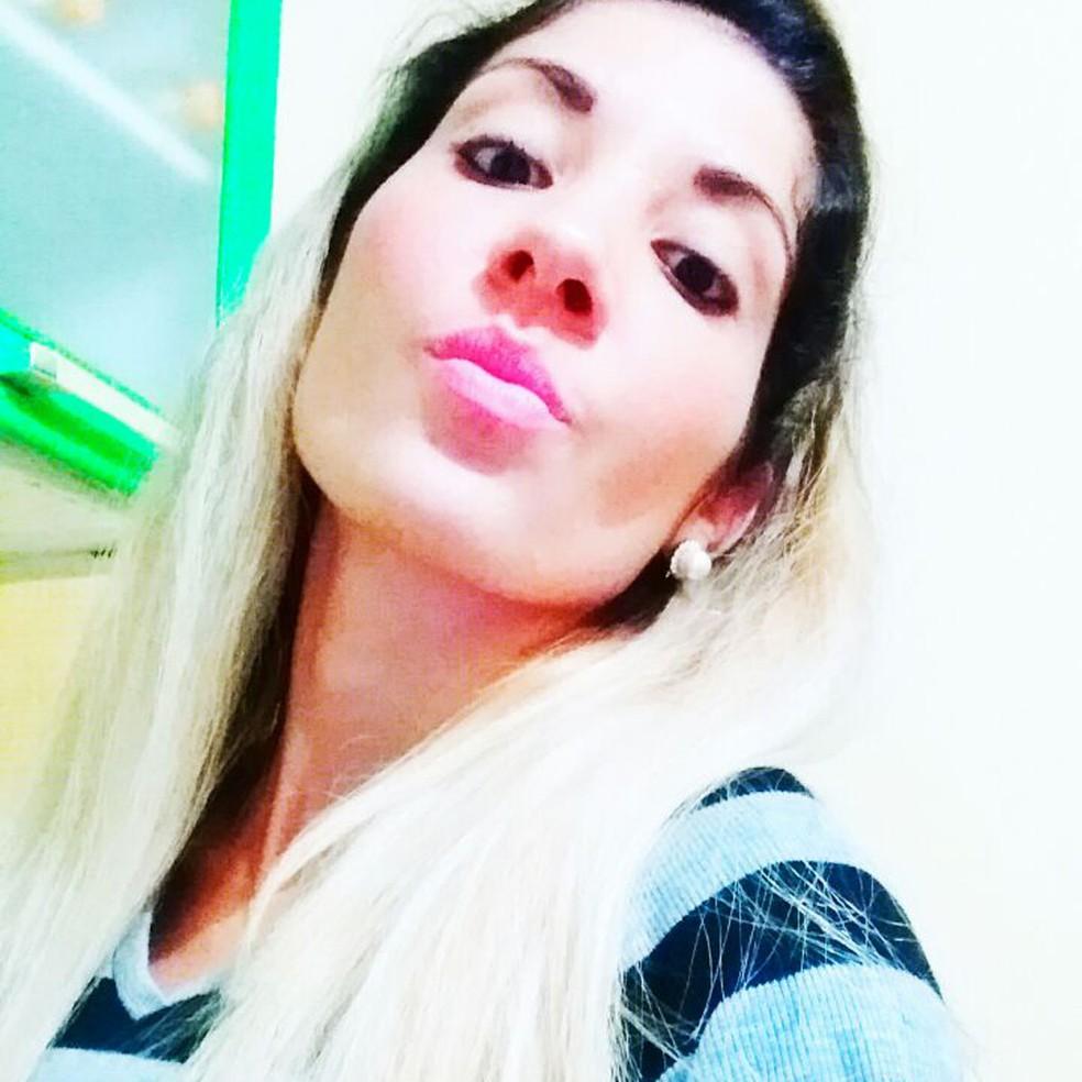 Enfermeira Janaína Ferreira, de 28 anos, está desaparecida (Foto: Arquivo Pessoal)