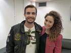 Max Fercondini elogia parceria de namorada na aviação: 'Melhor copiloto'
