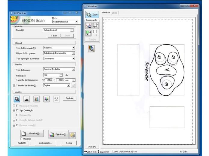 como escanear na impressora