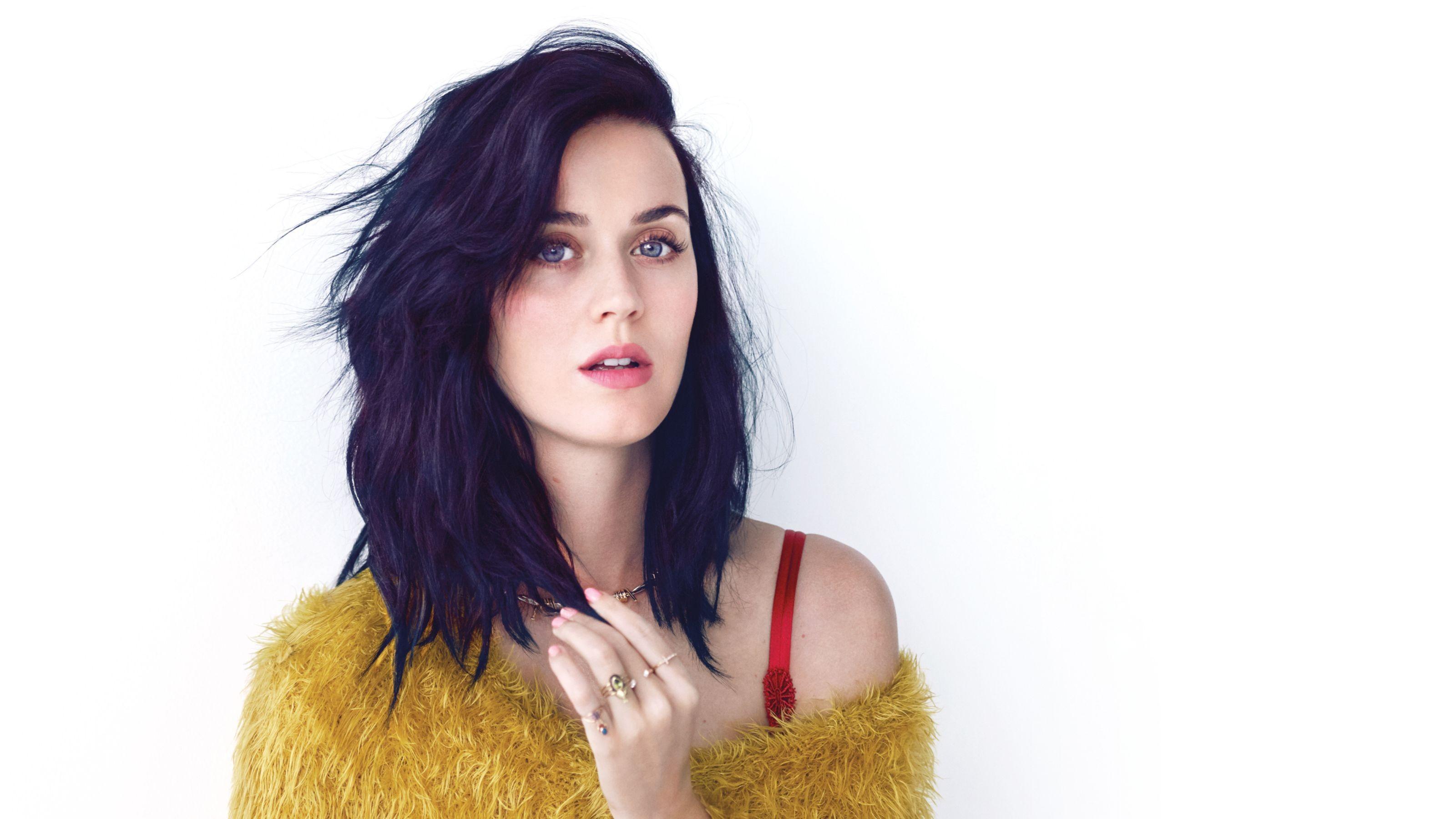 A cantora americana Katy Perry é uma das atrações do Rock in Rio e faz show em 27 de setembro (Foto: Divulgação)