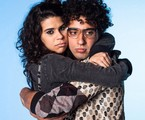 Felipe Haiut e Nina Reis em 'A porta da frente'  |  João Julio Mello
