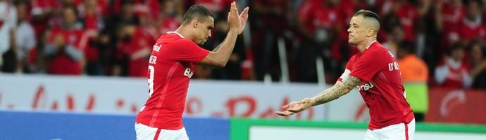 Beira-Rio Inter x ABC Série B William Pottker gol (Foto: Ricardo Duarte / Internacional / Divulgação)
