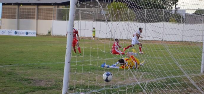 Campeonato Roraimense 2015, Náutico-RR x Baré (Foto: Nailson Wapichana)