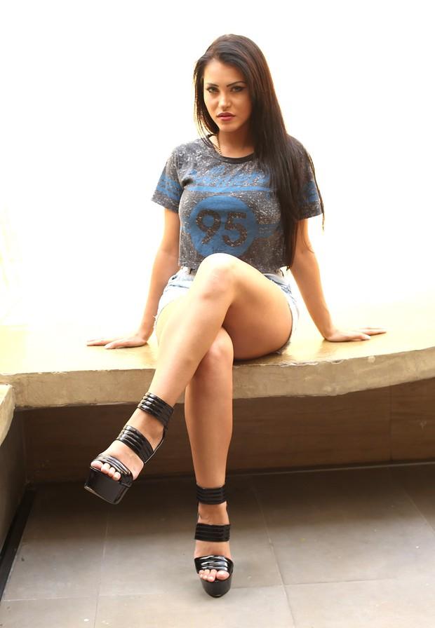 Claudia Alende (Foto: Iwi Onodera / EGO)