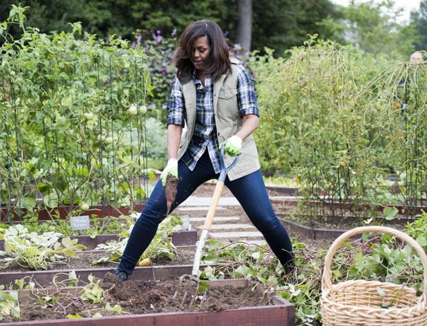 Michelle Obama (Foto: AKM/GSI)