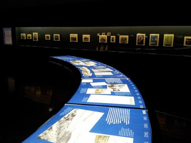 """Mostra """"100 Anos de História e Energia'"""" oferece recursos interativos (Foto: Divulgação/CPFL)"""