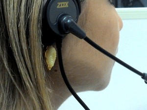 Uma das oportunidades é para trabalhar como atendente de telemarketing (Foto: Divulgação/ Governo do Estado)