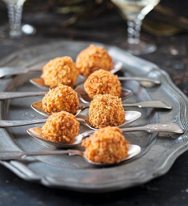 Croquetas de queijo taleggio (Foto: StockFood /Great Stock!)