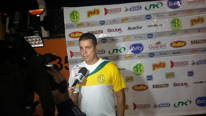 Evaristo Piza, Mirassol (Foto:  Vinicius de Paula/Agência Mirassol FC )