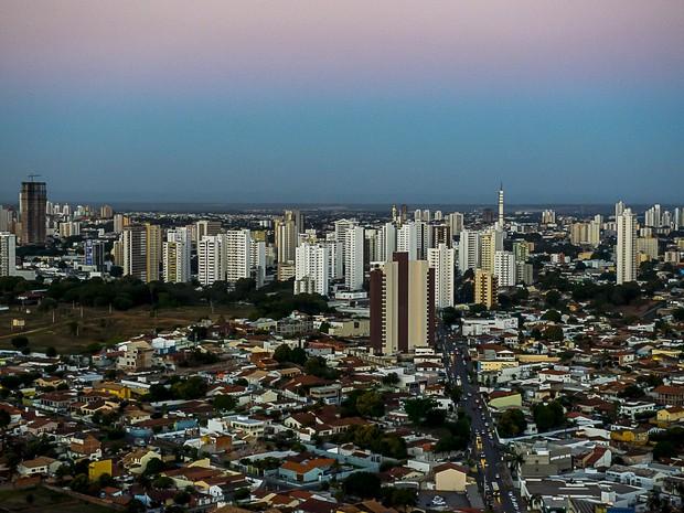 Cuiabá, imagem, MT, Mato Grosso (Foto: José Medeiros)