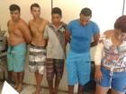 Seis pessoas são detidas após perseguição policial em Ipatinga