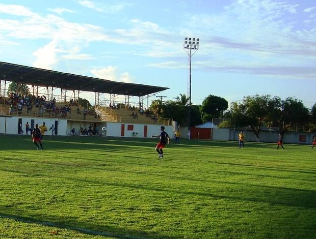 Jogos da Copa dos Campeões são disputados no estádio Ribeirão (Foto: Ribamar Rocha)