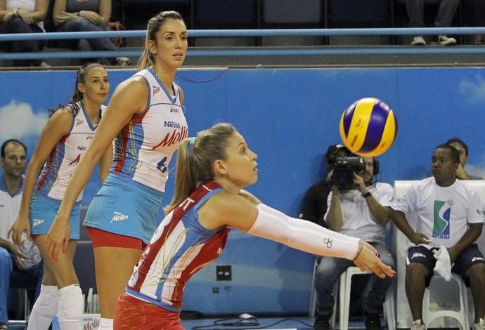 Osasco vôlei feminino (Foto: Moisés Nascimento/FotoJump/Divulgação)