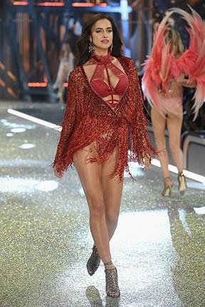 Irina-Shayk - Victoria's Secret (Foto: Gettyimages / Divulgação)