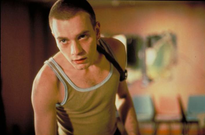 Ewan McGregor em Trainspotting - Sem Limites (1996)  (Foto: Divulgação)