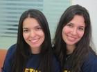 Amigas 'gêmeas' encaram maratonas juntas de olho no vestibular da Fuvest