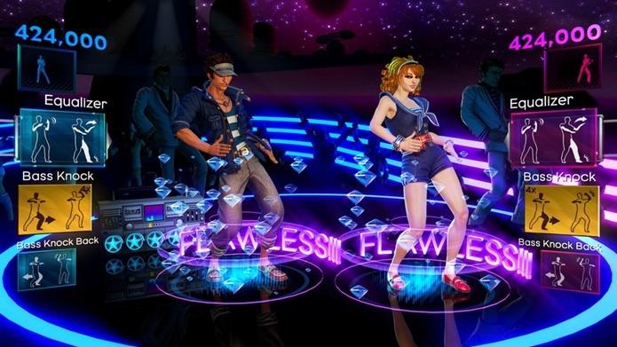 Jogos de dança como Dance Central alavancaram as vendas do Kinect (Foto: Divulgação)