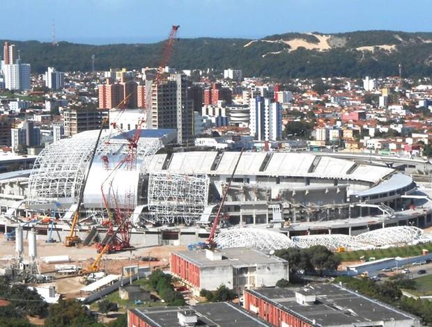 Arena Dunas (Foto: Arena / Fifa.com)