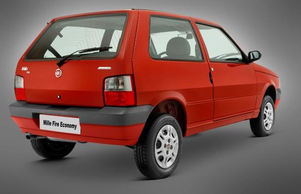 Fiat Uno Mille Fire Economy (Foto: Fiat)