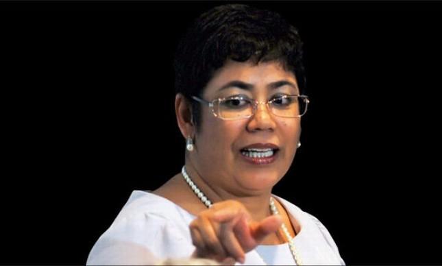 A ex-ministra Erenice Guerra (Foto: Rodrigues Pozzebom / ABR / VEJA)