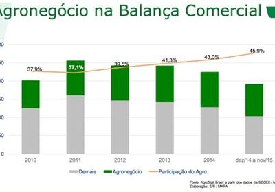 balança_comercial_2015 (Foto: BrasilStat/Mapa)