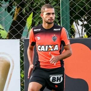 Clayton Carlos Atlético-MG (Foto: Bruno Cantini/ Flickr Atlético-MG)