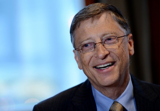 O bilionário norte-americano Bill Gates (Foto: Getty Images)
