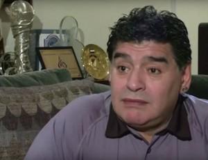 BLOG: Maradona chama Infantino de traidor e pede prisão perpétua para corruptos