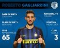 Inter de Milão apresenta Gagliardini, o primeiro reforço da janela de inverno