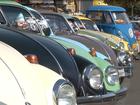 Encontro de carros antigos espera reunir 20 mil pessoas em Caçador, SC