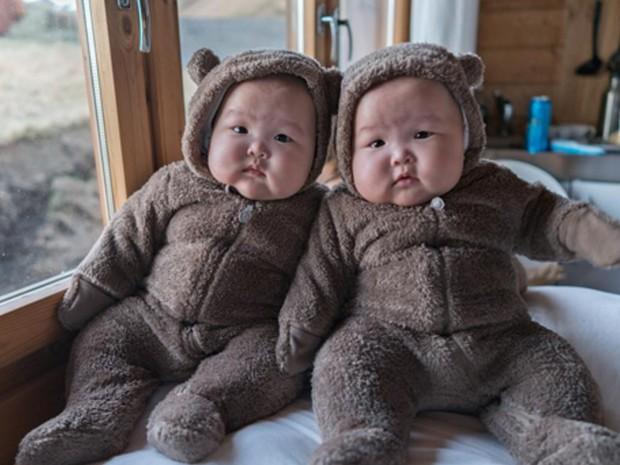As gêmeas Leia e Lauren fazem sucesso em sua conta no Instagram (Foto: Instagram/@leialauren)