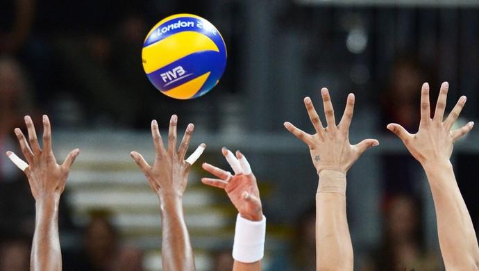 Bola Vôlei (Foto: AFP)