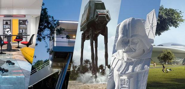Star Wars Day: cinco projetos inspirados na saga de George Lucas (Foto: Divulgação)
