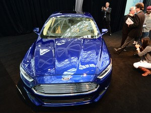 Ford Fusion (Foto: FREDERIC J. BROWN / AFP)