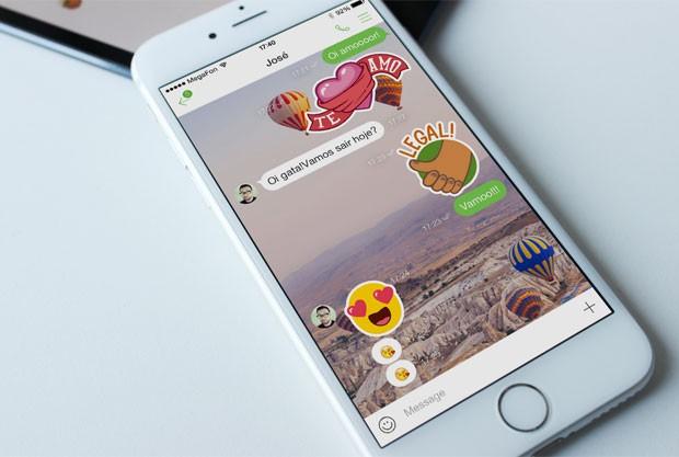 App do ICQ faz sucesso entre os brasileiros (Foto: Divulgação/Mail.Ru)
